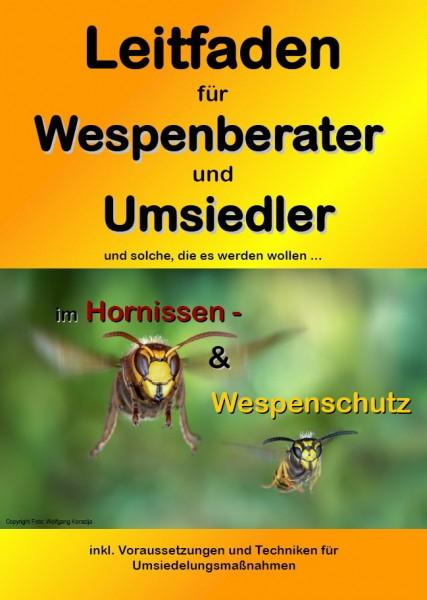 Leitfaden für den Wespenberater und Umsiedler