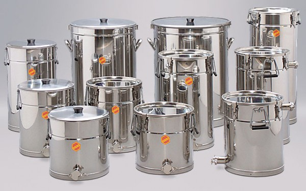Abfüllbehälter für 50 Kilo