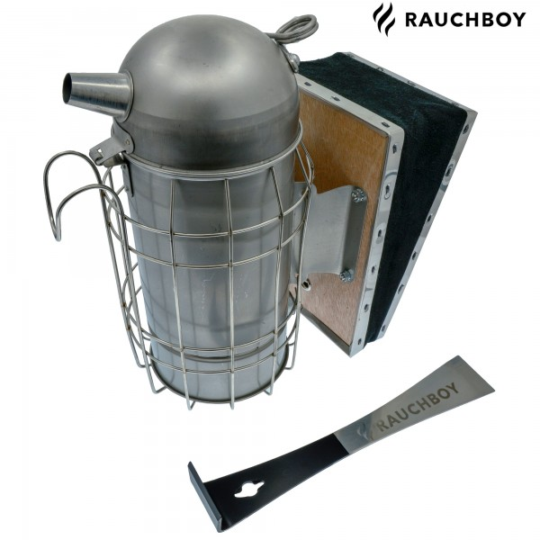 RAUCHBOY 3-Kammer Luftzirkulation