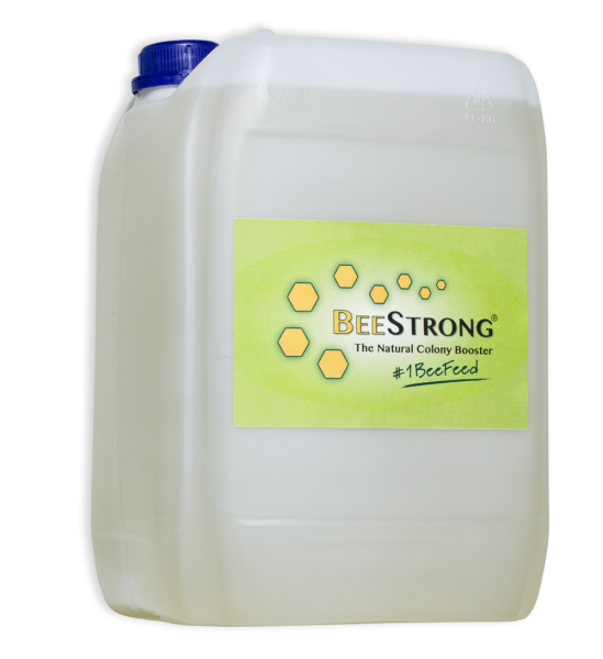 Bee Strong Kanister mit 5,0 l MHD Januar 2023