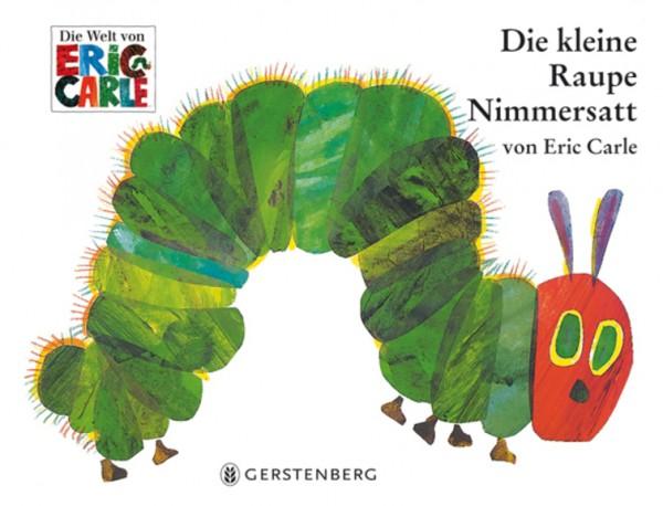 Die kleine Raupe Nimmersatt, Klitzekleine Ausgabe