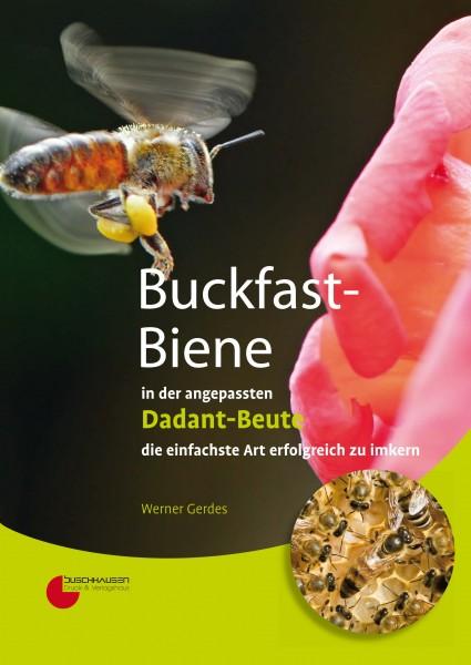 Werner Gerdes, Buckfast-Biene in der angepassten Dadant-Beute