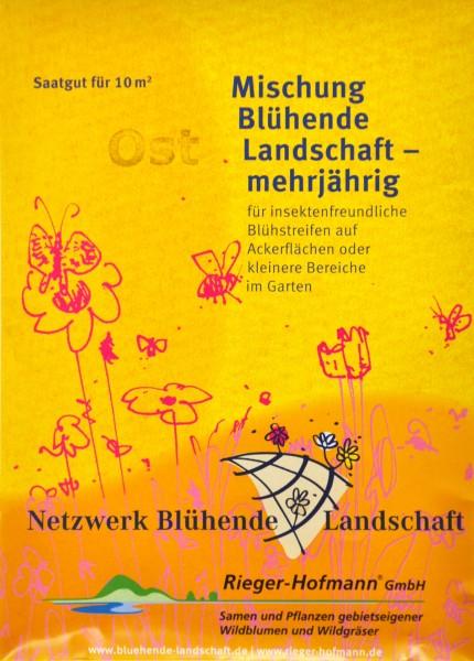 Saatgut »Blühende Landschaft OST« 10 m²