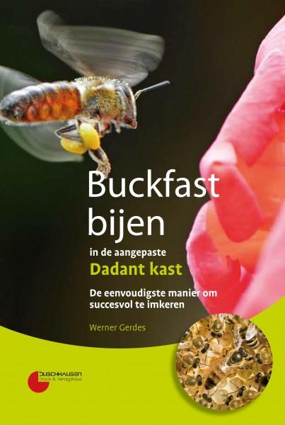 Buckfast bijen in de aangepaste Dadant kast, Werner Gerdes
