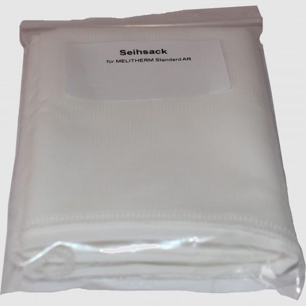 "Seihsack für Melitherm ""Standard"" AR, Ø30,5 x 55cm, lebensmittelecht"