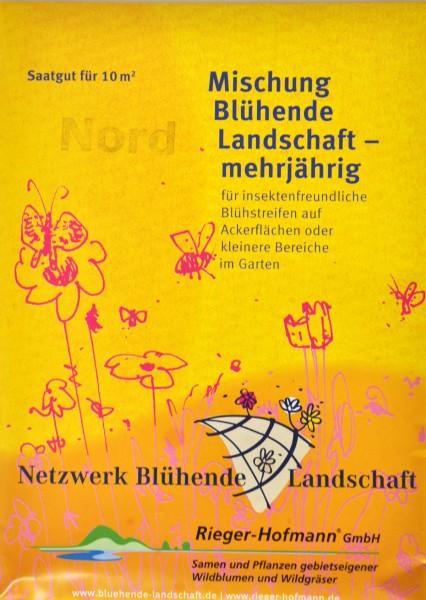 Saatgut »Blühende Landschaft NORD«, 10 m²