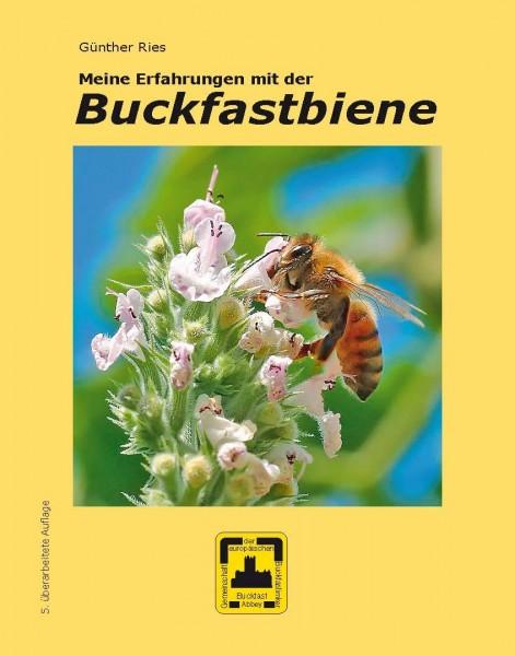 Günter Ries, Meine Erfahrungen mit der Buckfastbiene